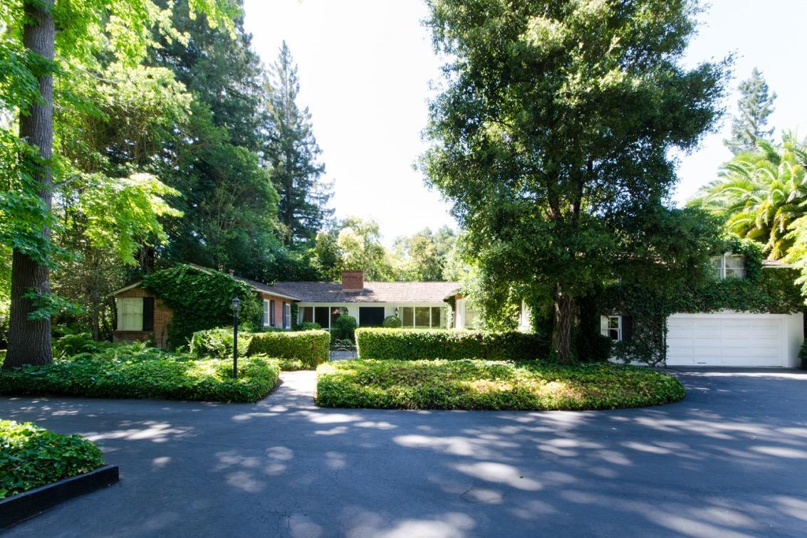 Menlo Park Homes for Sale