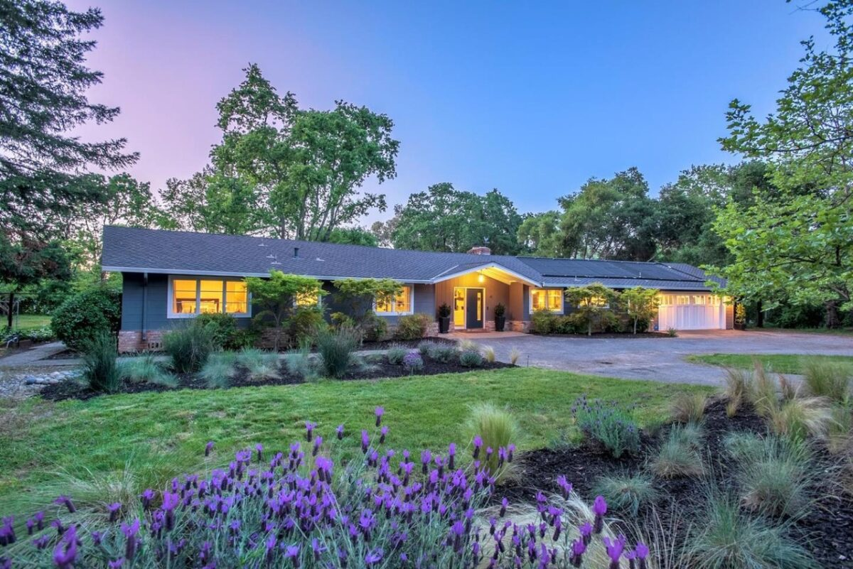 Portola Valley Homes for Sale
